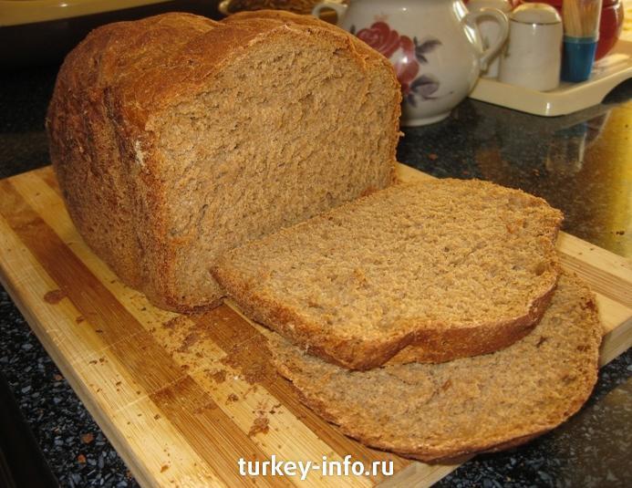 Хлеб столичный рецепт для хлебопечки 4
