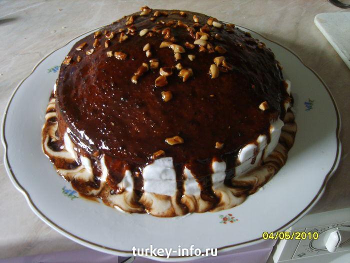 Торт аннушка рецепт фото