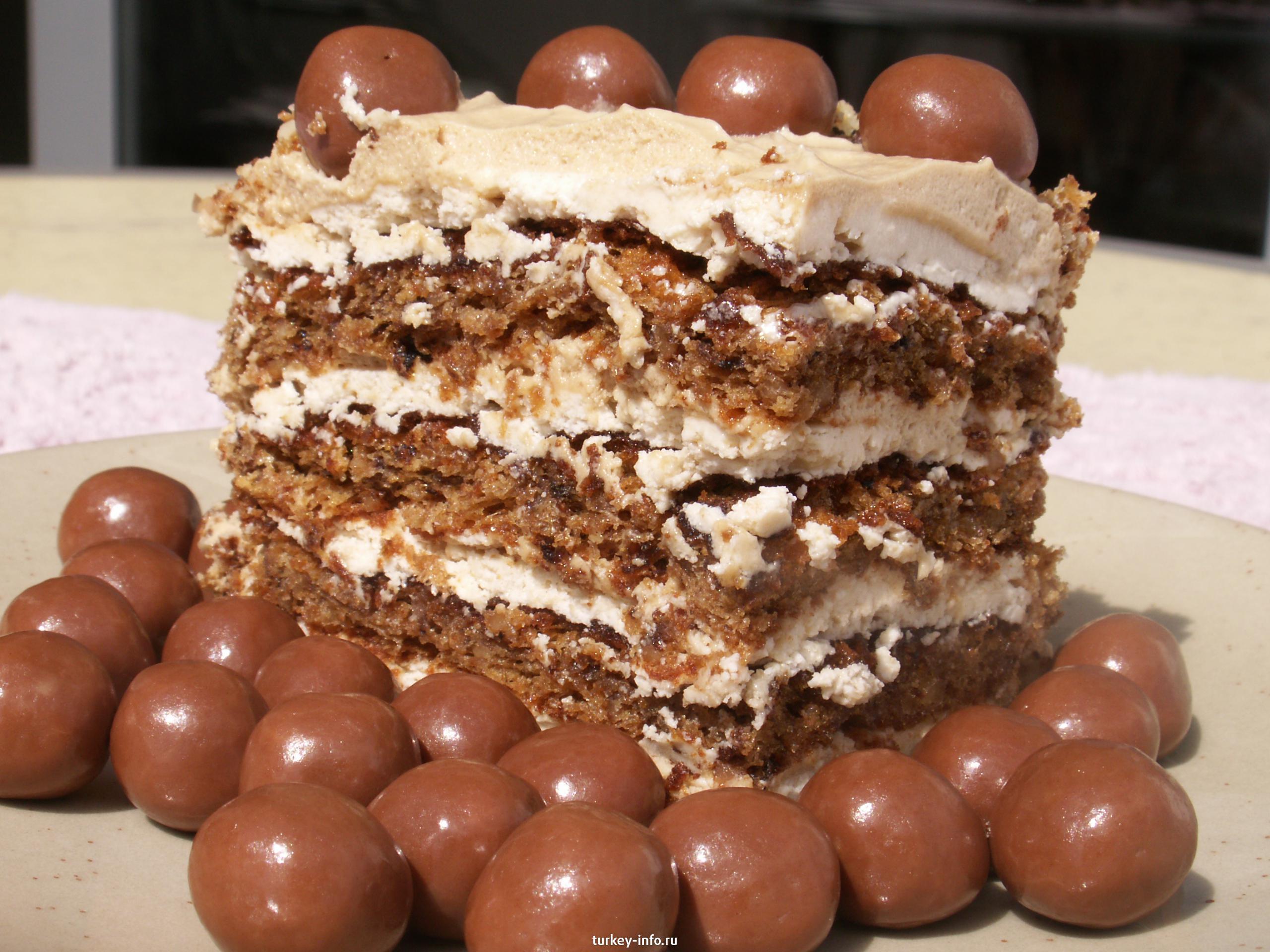 Торт пальчики оближешь - пошаговый рецепт с фото на