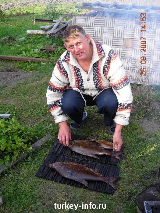 рыбалка удалась егор сергушов