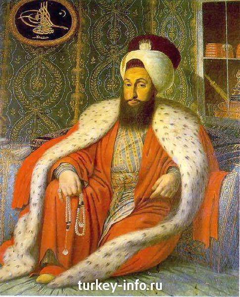 Selim III (1761-1808) was sultan of the Ottoman Empire (1789-1807)
