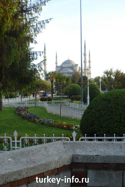 Blue Mosque, may 2008