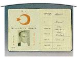 Паспорт Ататюрка